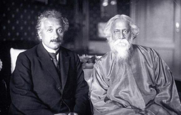 Einstein VS Tagore